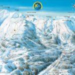 sortie ski afl plan des pistes les karellis
