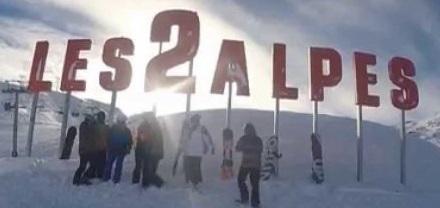 sortie ski les 2 alpes